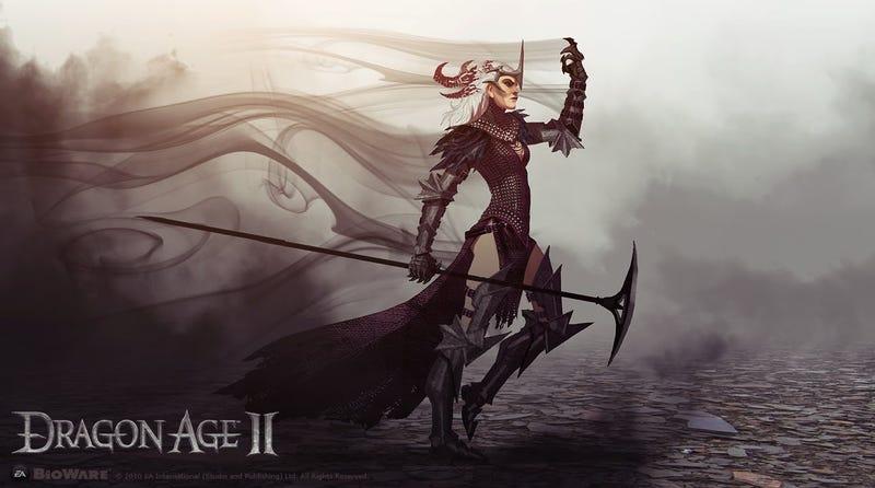 The Cartoon Concept Art of Mass Effect & Dragon Age