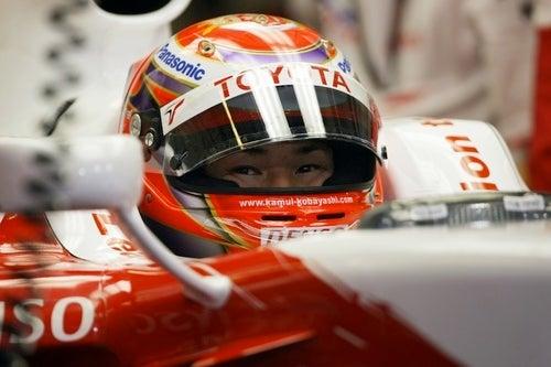 Japanese Swashbuckler Kamui Kobayashi Back in Formula One