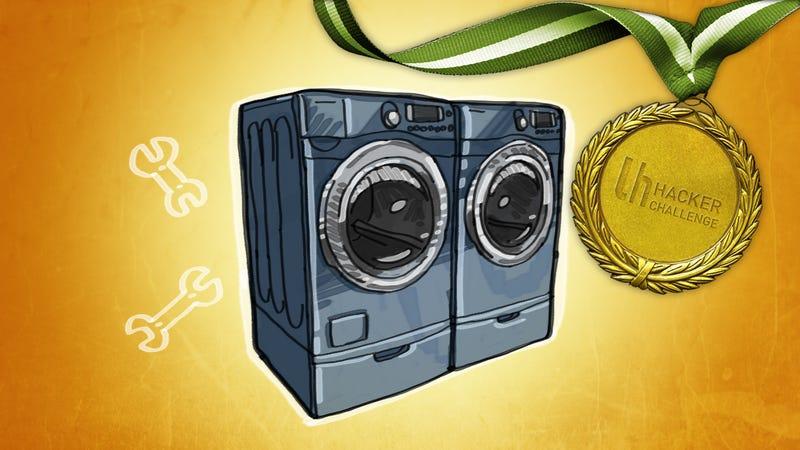 Hacker Challenge: Hack Your Laundry