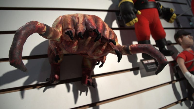 Valve Toys, Half-Life Toys, TF2 Toys, Get a Look at Them Right Here