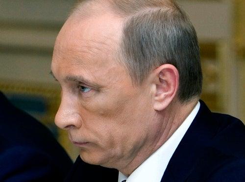 Did Vladimir Putin Get His Ass Kicked?