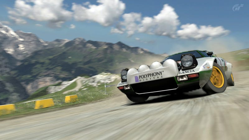 Of Course, They're Making Gran Turismo 6 Right Now