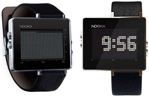 Nooka Zon Watch Dots The Time Away