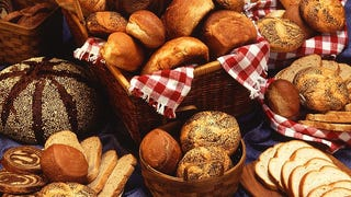 Bread Is A Foam. Yes, Really.