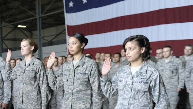 Some Good News: Abortions Insured and More Available To Military Rape Victims