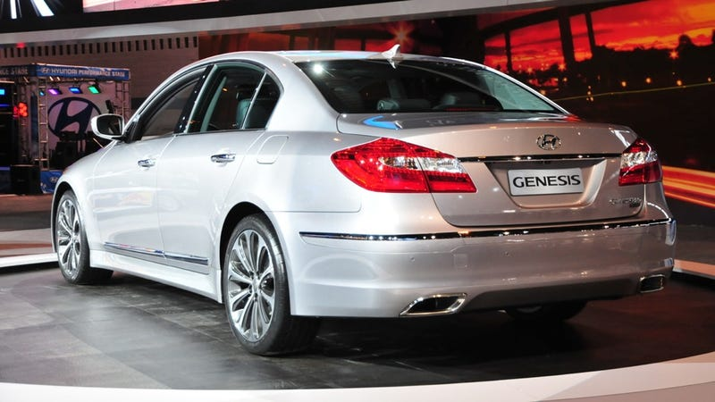 Hyundai Genesis R-Spec Sedan is the most powerful Hyundai ever