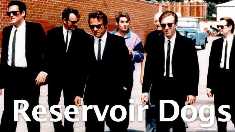 Reservoir Dogs: Everybody Dies