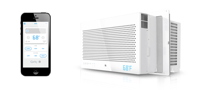 Quirky Aros, The Smart Air Conditioner, Is Now Shipping