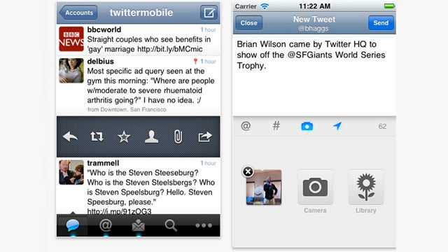 Major Twitter For iOS Update Keeps Up With the Trends