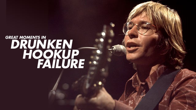 Cockblocked By John Denver!