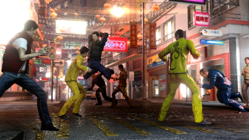 New Sleeping Dogs DLC Lets You Be a Ticket-Writing, Ass-Kicking Cop Again