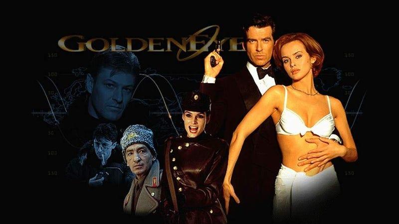 Goldeneye: A Brilliant Blast of 90s Bond