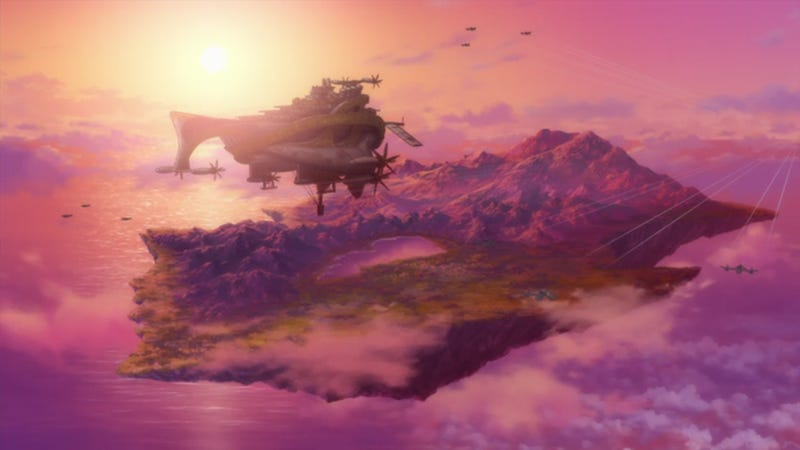 The Pilot's Love Song is a Tale of Planes, War, and Star-Crossed Love