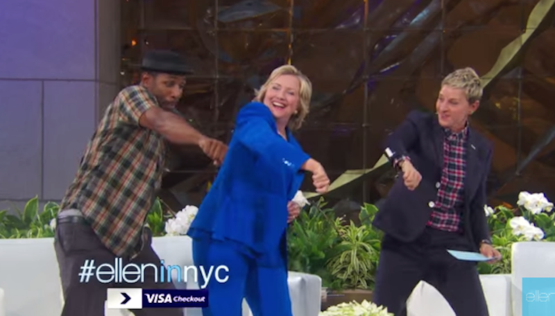 Hillary Clinton Just Shut Down The Haters With This One Simple Tweet