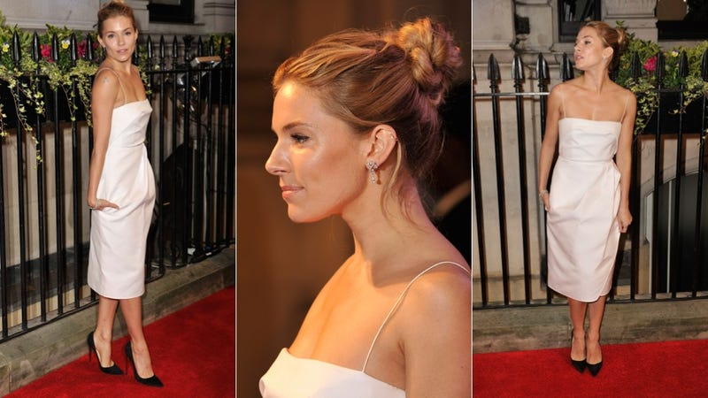 Sienna Miller Is All Tied Up in Knots