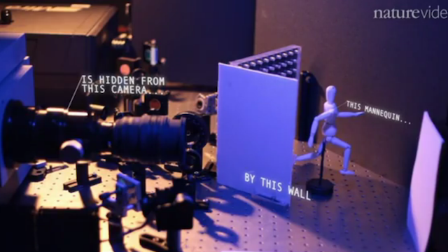 This Futuristic Camera Can See Around Corners Using Lasers