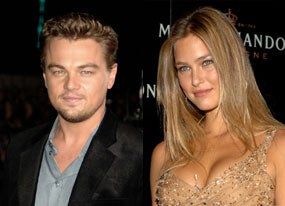 Leonardo DiCaprio Just Can't Stop Kicking Supermodels to the Curb