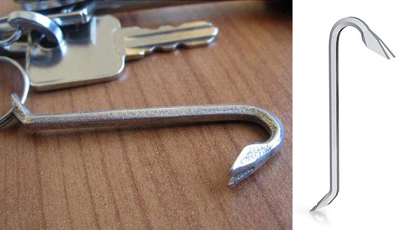 What Isn't a Keychain-Sized Crowbar Useful For?