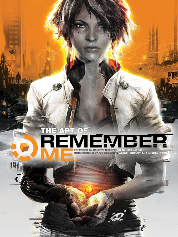 The Art of Remember Me Previews the Look of Capcom's Futuristic Action Game