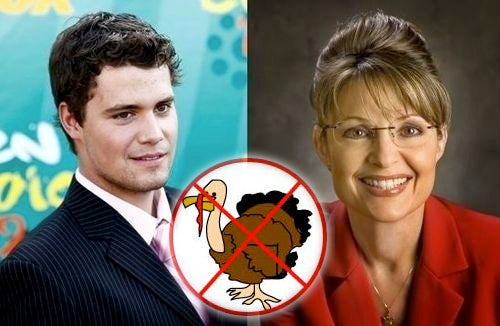 Levi Johnston Turns Down Sarah Palin's Thanksgiving Dinner Invitation