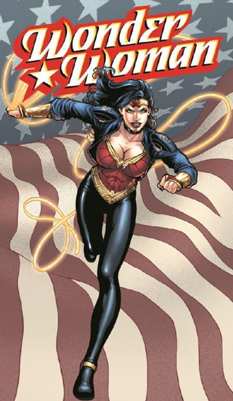 Suffering Sappho! Wonder Woman TV show to air on NBC