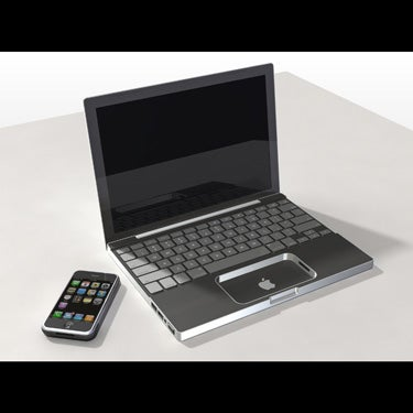 iFolio Converts iPhone into Ultra-Light Laptop, So Light It Doesn't Exist