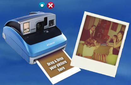 Poladroid Digital Polaroid App Released for Windows