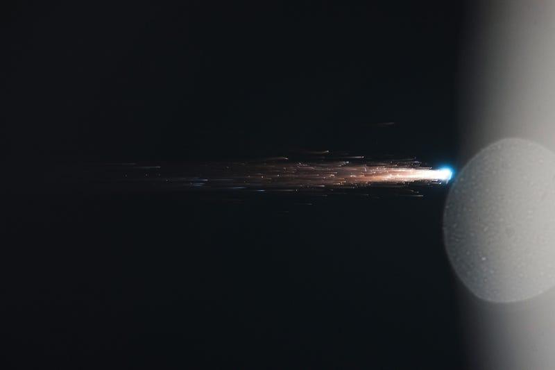 Watch the Spectacular Fiery Death of the Albert Einstein Spacecraft