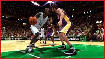 NBA Live 09 Predicts Winner of NBA Finals