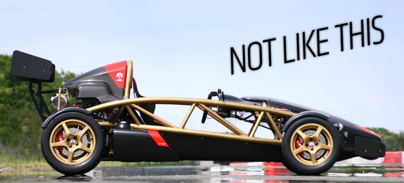 ​The Ariel Atom Of Motorcycles Won't Be Like The Ariel Atom At All