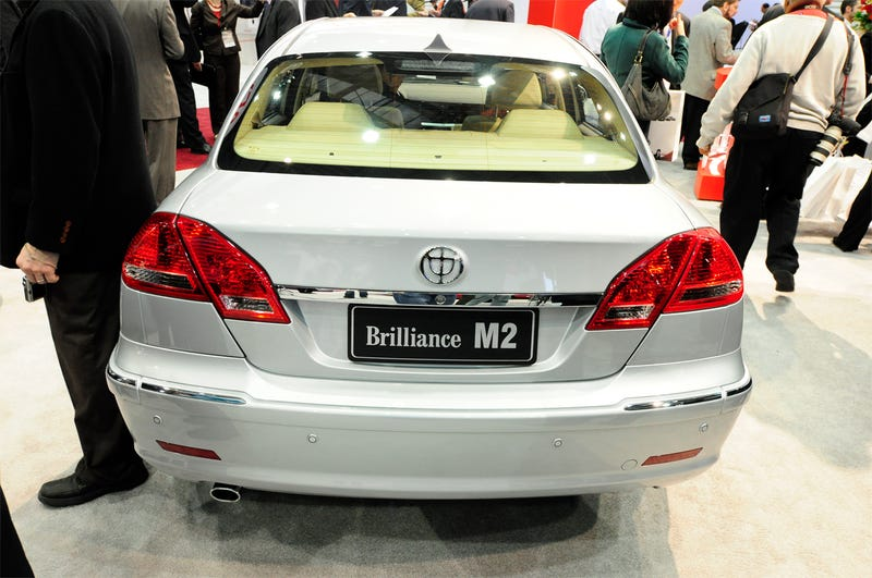"Brilliance Auto ""Seeking Development With Mutual Benefit and Win-Win"""