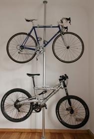 DIY IKEA Bike Rack