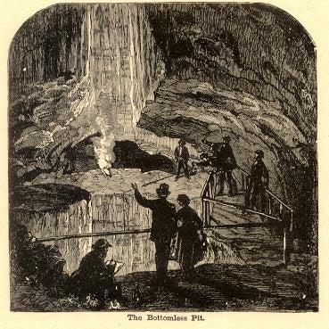 Show Caves of the Nouveau Riche