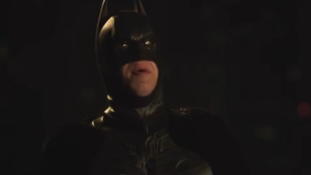 This Week's Top Web Comedy Video: Batman Blows His Cover