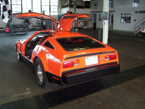 A Tubbed Bricklin With A Chevy Big Block Is No Longer Safe