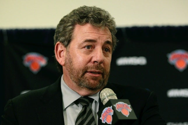 MSG Chairman James Dolan: Asswipe Or Schmuck? Let's Discuss!
