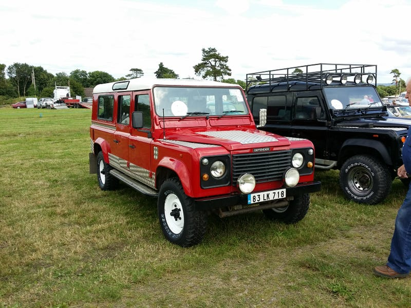 Land Rover import opportunity