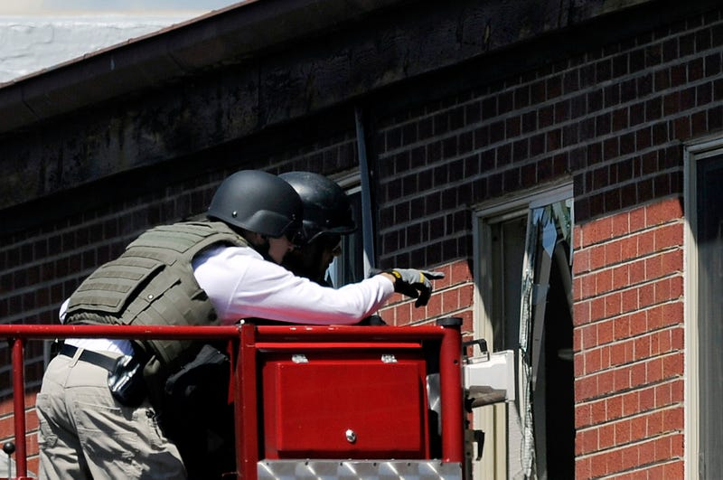 Apartment of Aurora Shooting Suspect Filled with Explosives, Looked 'Like Mad Scientist Lair'