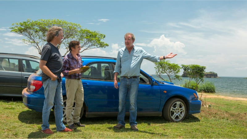 Top Gear Season 19, Episode 7 Video Open Thread
