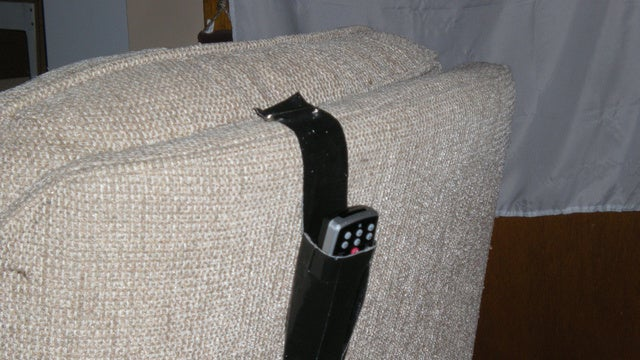 MacGyver Challenge Winner: Holster Your Remote With Duct Tape