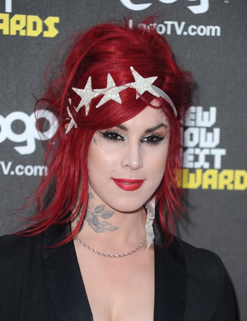 "Kat Von D: ""I've Got A Lot Of Respect For Jesse"""