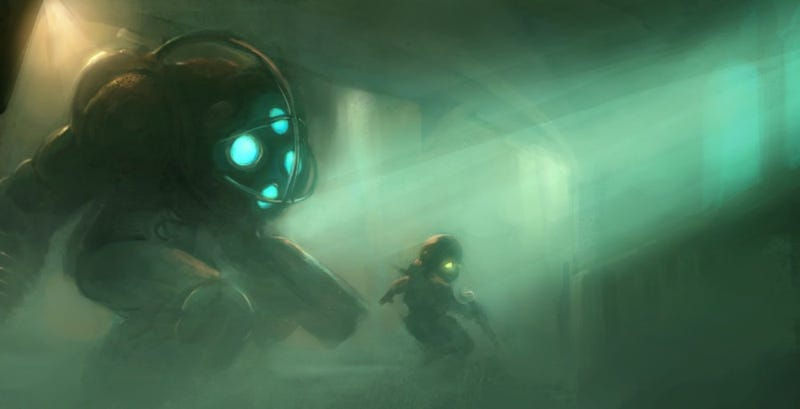 The BioShock, Dead Space & InFamous Art of Opus Artz