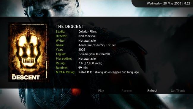 "OSXBMC Called ""Plex"" (And Looking Hotter Than Ever)"