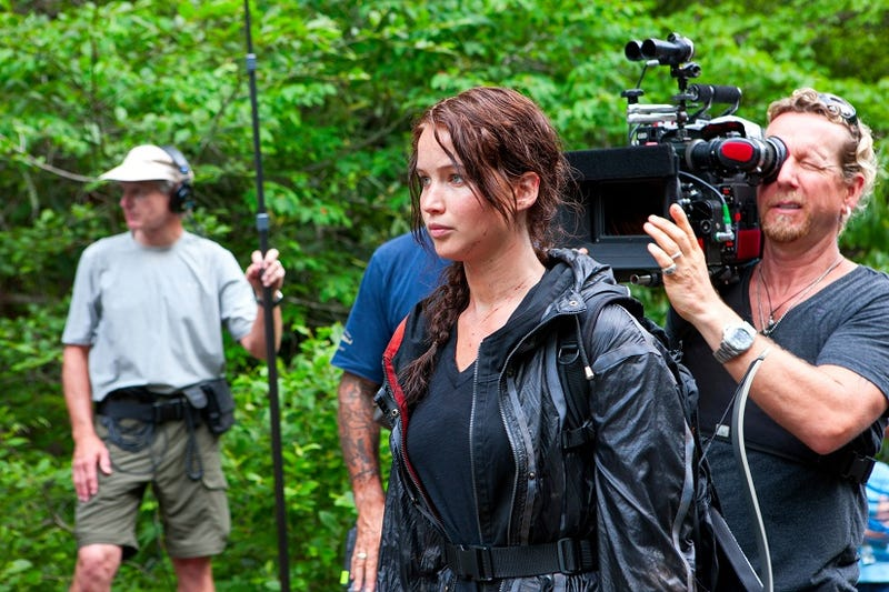 New Hunger Games images show the calm before all the child murder