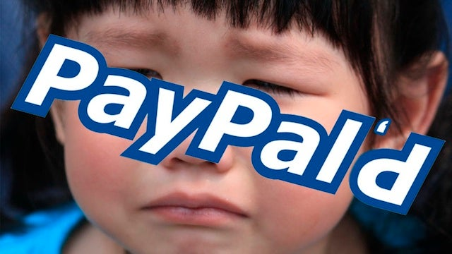 Internet Rages over PayPal Ruining Poor Kids' Christmas