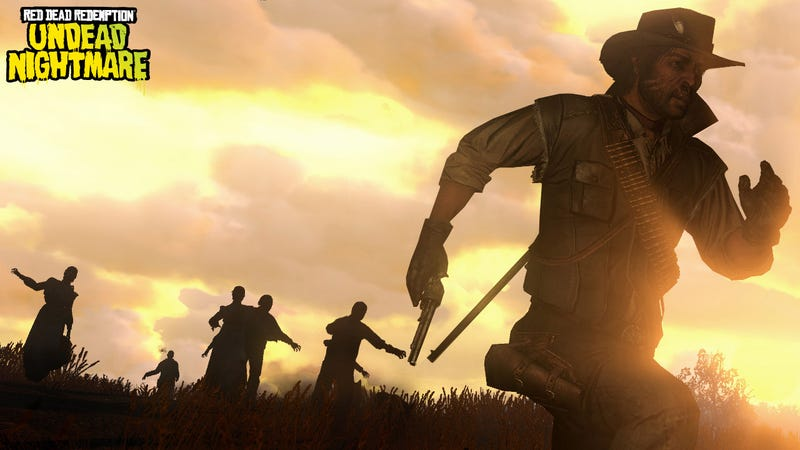 Scenes From An Undead Nightmare