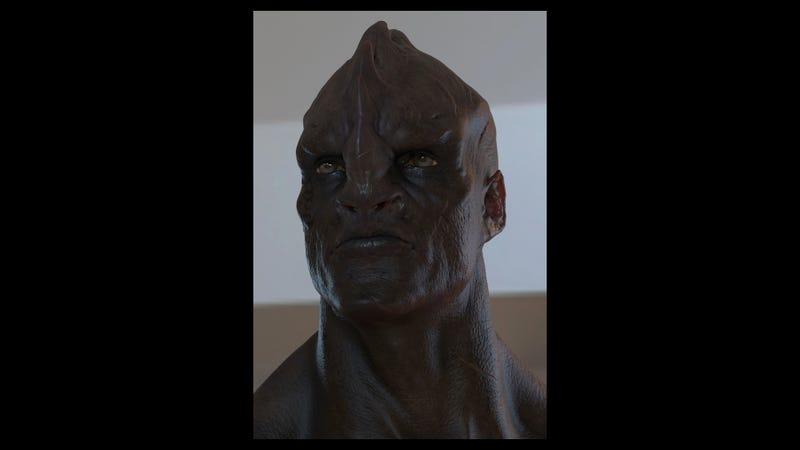 The Beautiful Klingon Designs JJ Abrams Rejected for Star Trek 2