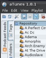 aTunes Organizes Your Music Collection