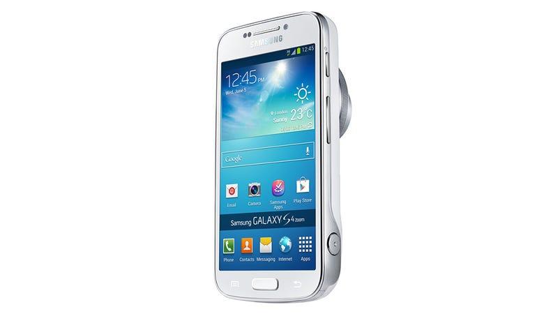 Samsung's Galaxy S4 Zoom: More Camera Than Phone