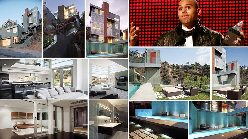 Chris Brown Doesn't Deserve This Lovely House